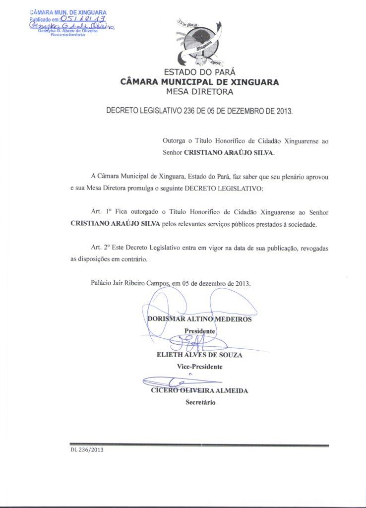 Decreto Legislativo nº 236