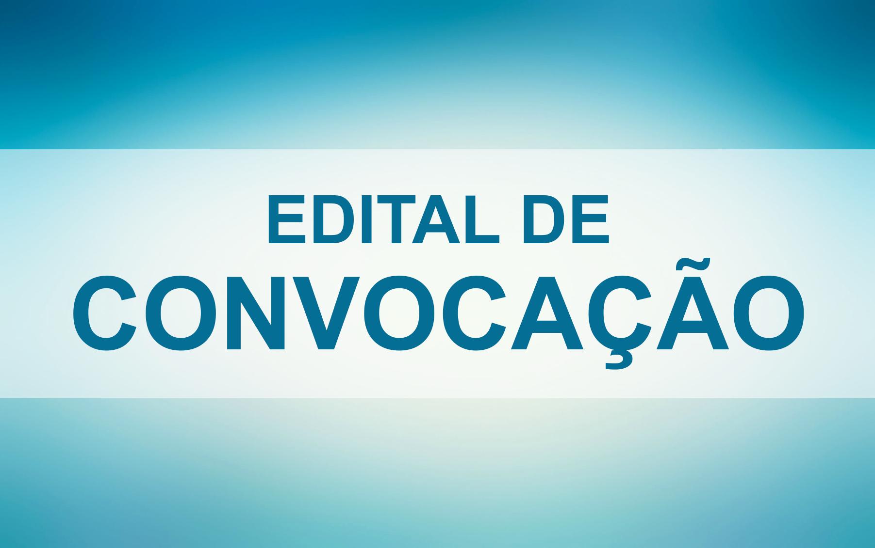 Convocação – AUDIÊNCIA PÚBLICA – LOA 2018