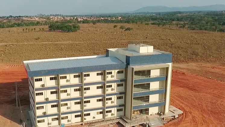 Unifesspa inaugura prédio do Campus de Xinguara