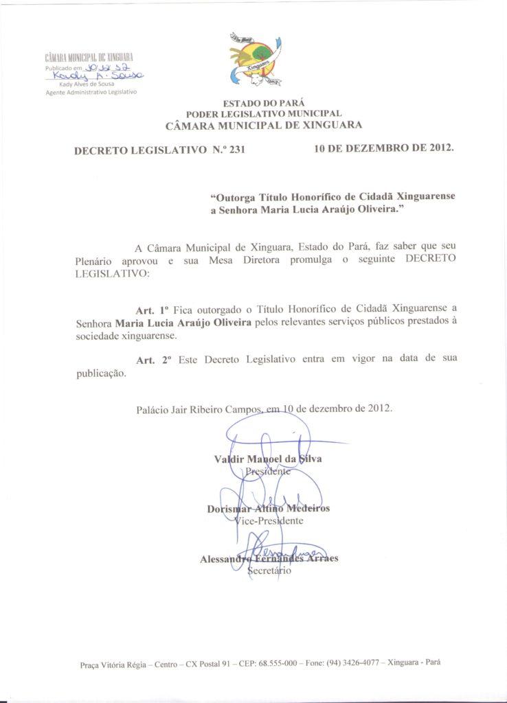 Decreto Legislativo nº 231
