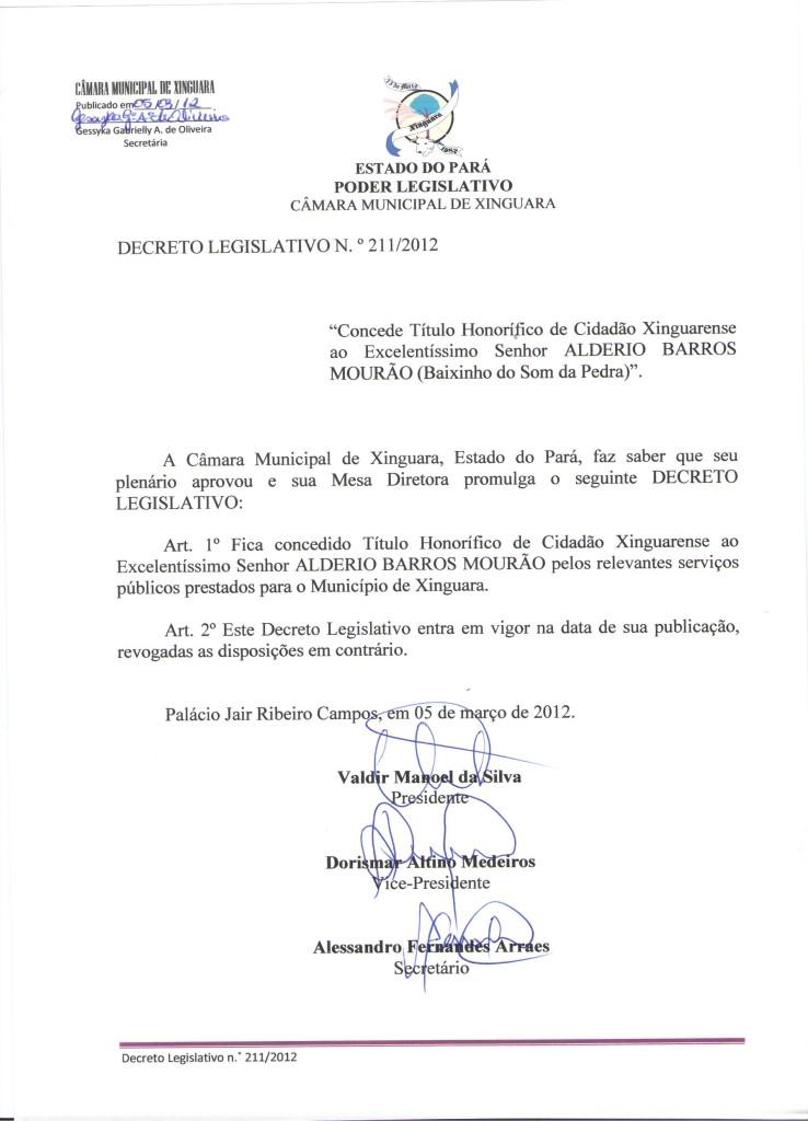 Decreto nº 211