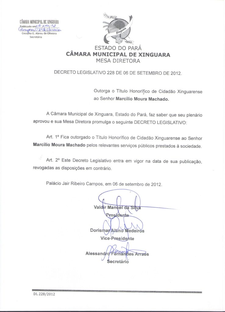 Decreto nº 228