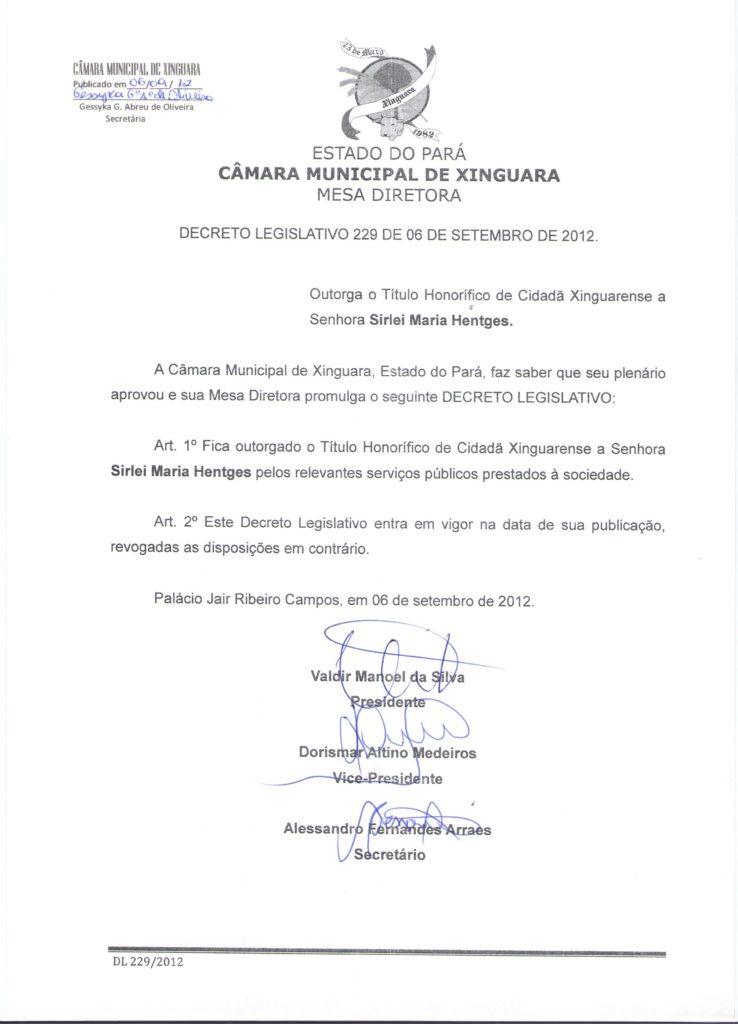 Decreto nº 229